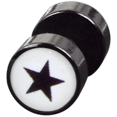 Steel Blackline® - Star Mini Fake Plug