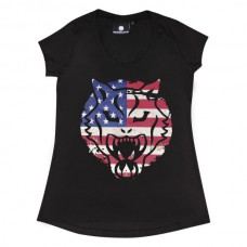 Wildcat® – USA Stars & Stripes black Woman