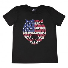 Wildcat® – USA Stars & Stripes black Man