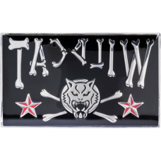 "Wildcat® - Fashion ''Mirror'' Belt Buckle - ""Tükör"" Övcsat"