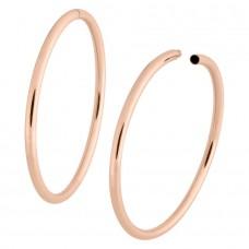 Steel Roseline® - Hollowed Hoops