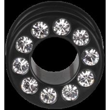 Steel Blackline® - Jewelled Tunnel White