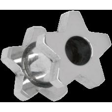 Steel Basicline® - Star Flesh Tunnel
