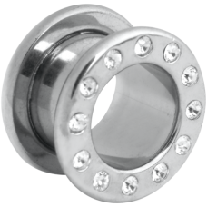 Steel Highline® - Jewelled Tunnel White